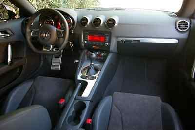 2008 Audi TT Base Coupe 2-Door 2008 Audi TT Base Coupe 2-Door 2.0L