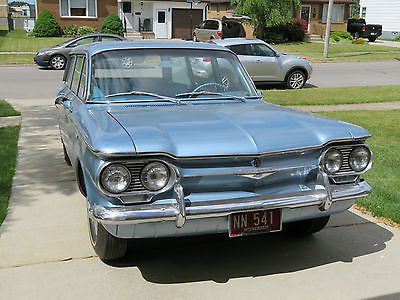 1961 Chevrolet Corvair Lakewood 1961 Chevrolet Corvair Lakewood station wagon