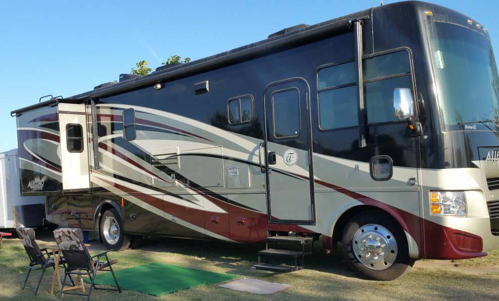 2014 Tiffin Allegro Open Road 31SA