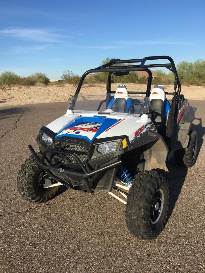 2012 Polaris RZR 900 EPS