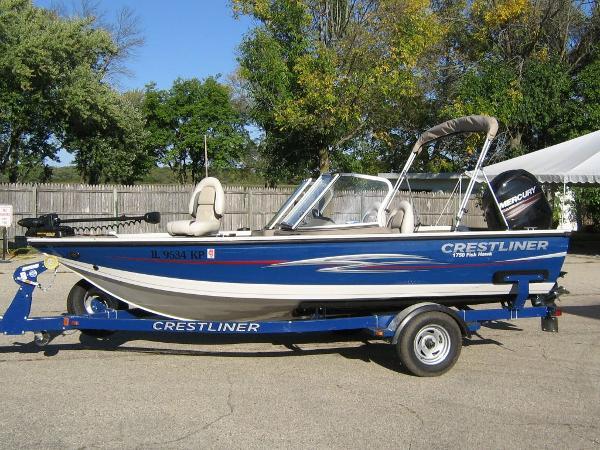 2013 crestliner fish hawk boats for sale for Crestliner fish hawk
