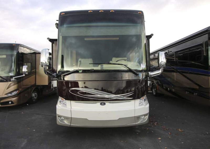 2017 Tiffin Motorhomes Allegro Bus 450PP