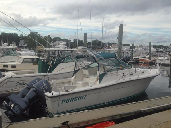 1992 Pursuit 2800 Walkaround