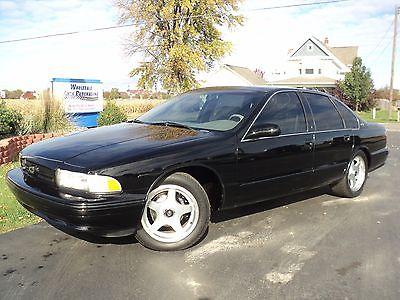 1996 Chevrolet Impala SS 1996 Chevrolet Impala SS V8