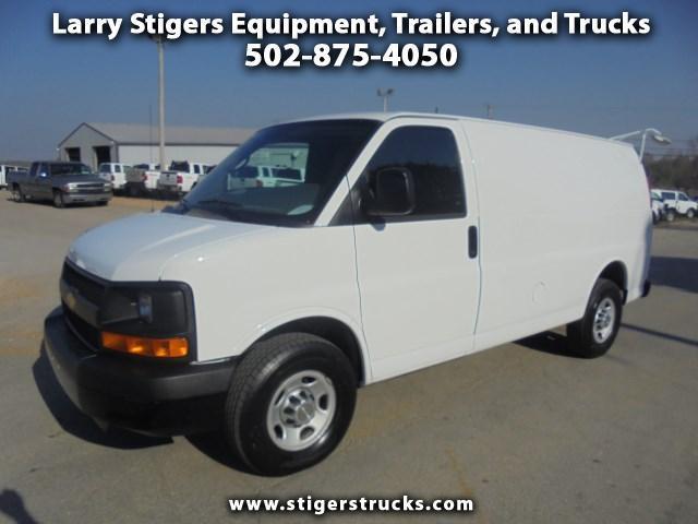 2010 Chevrolet Express 2500 Cargo Cargo Van