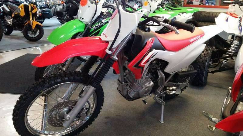 Honda crf125f motorcycles for sale in marina del rey for Honda marina del rey