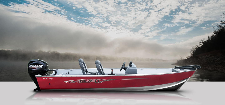 2017 Lund 1600 Fury SS