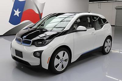 2014 BMW i3 Base Hatchback 4-Door 2014 BMW I3 MEGA ELECTRIC NAV REAR CAM PARK ASSIST 5K #284353 Texas Direct Auto