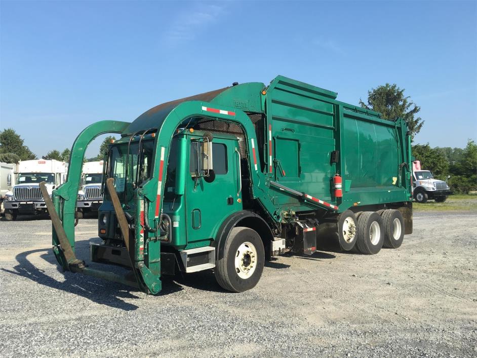 2013 Mack Mru632  Garbage Truck