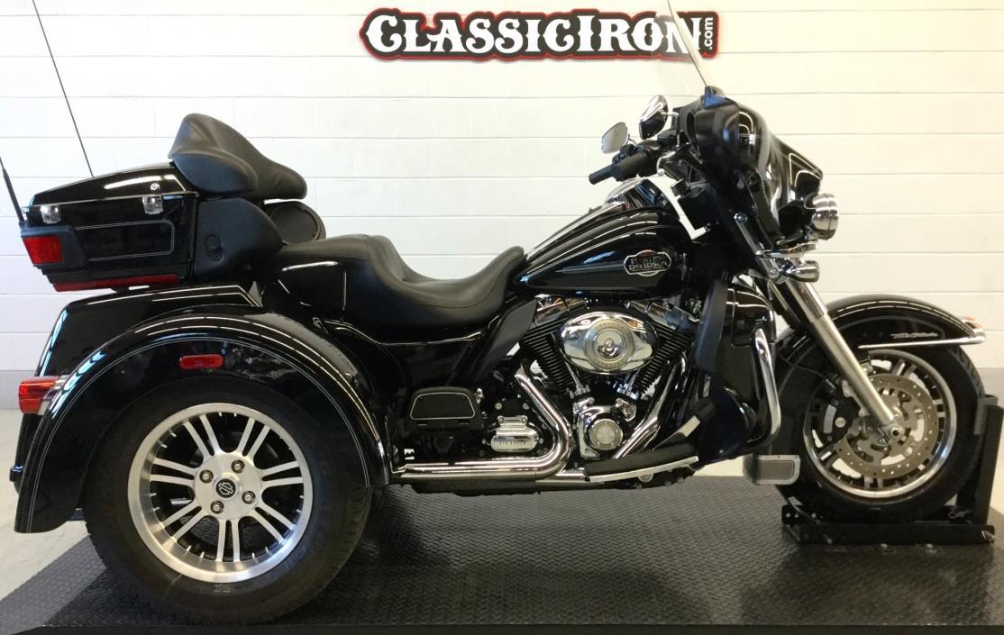 2010 Harley Davidson FLHX STREET GLIDE