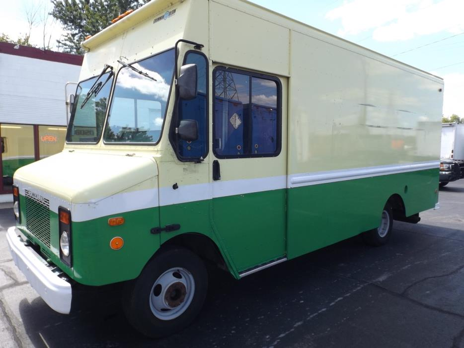 2003 Workhorse Step Van  Food Truck