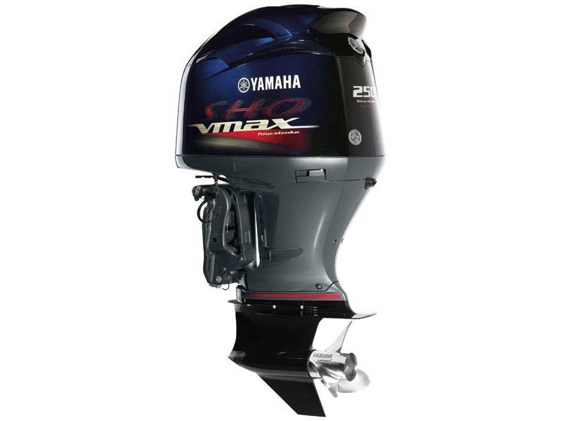 2016 Yamaha VF250LA