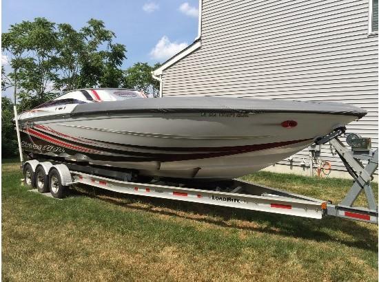 2008 Sunsation 32 Dominator SSR