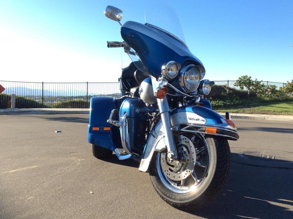 2012 Harley Davidson FLHX STREET GLIDE W/ABS