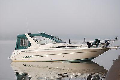 1992 Sea Ray 290 Sundancer