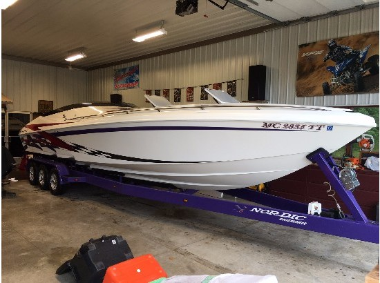 2003 Nordic 35' Flame