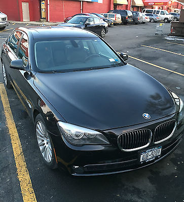 2011 BMW 7 Series 750 LI XDrive 750LI FOR SALE