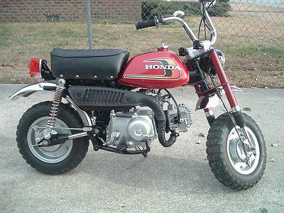 1975 Honda Z50  1975 ? Honda Z50 Nice Rider