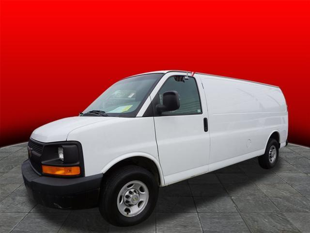 2008 Chevrolet Express Cargo 3500