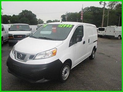 2014 Nissan NV S 2014 S Used 2L I4 16V Automatic FWD Minivan/Van