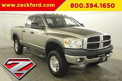 2007 dodge ram 2500 4x4 cars for sale. Black Bedroom Furniture Sets. Home Design Ideas