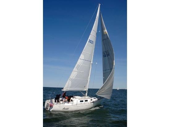 1989 J Boats J34C