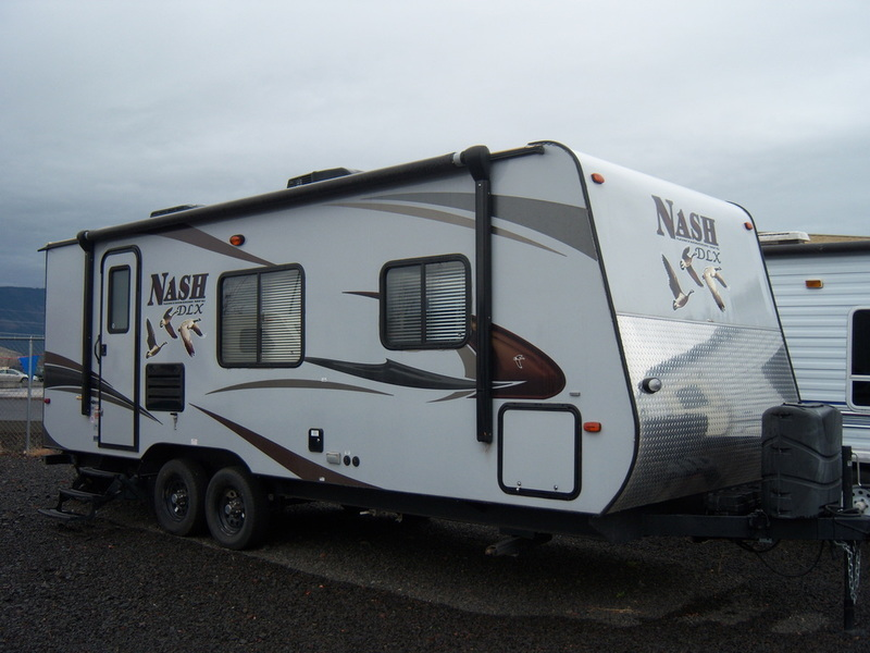 2013 Northwood Nash 23F
