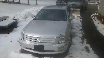 2007 Cadillac STS  07 Cadillac Sts 4