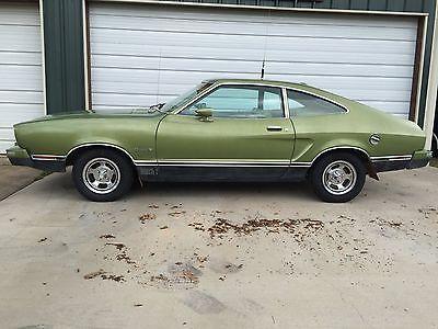 1974 Ford Mustang Mach 1 1974 Mustang ll Mach 1