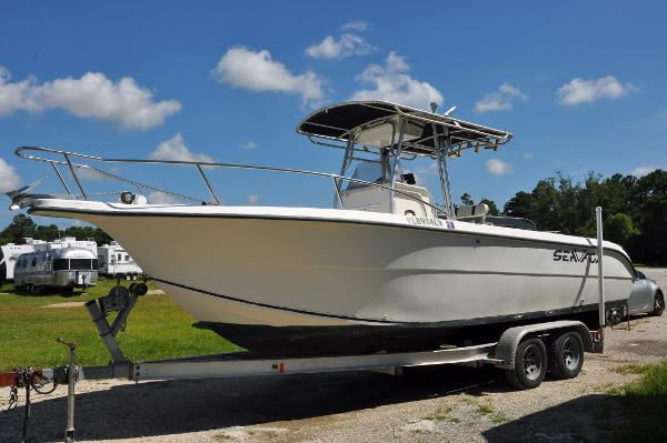2002 Sea Fox 257 Center Console