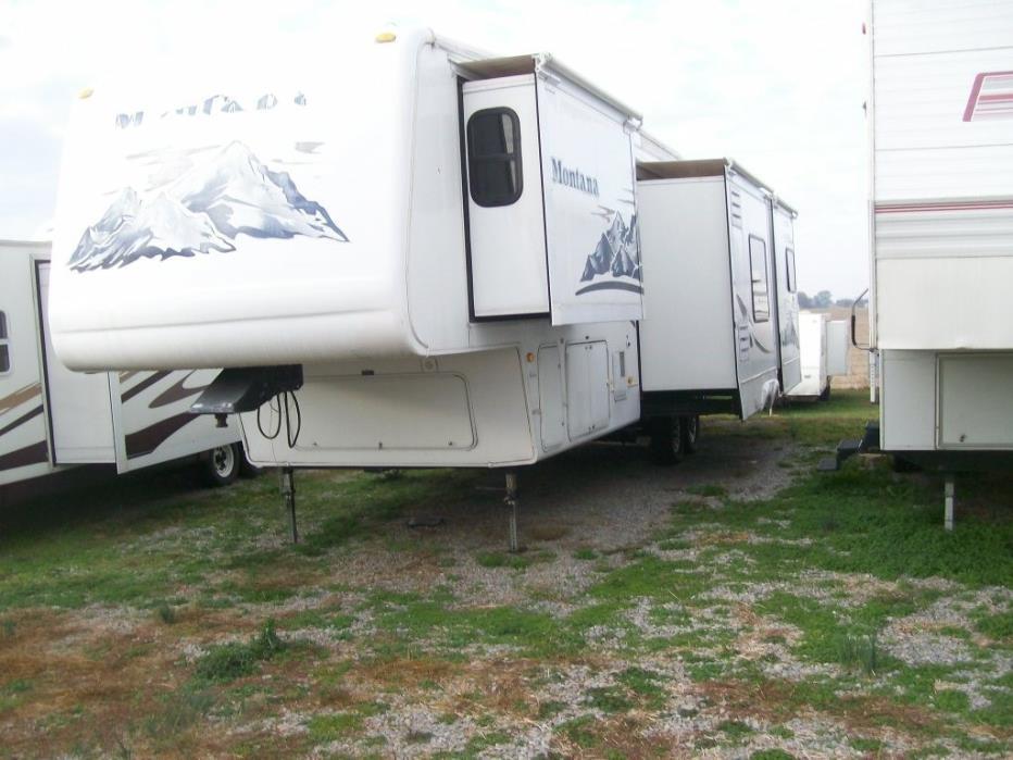 2006 Montana 3500 RL