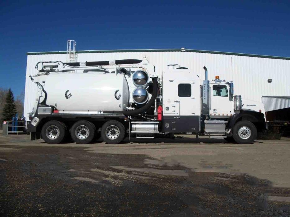 2016 Western Star 4900sa  Vacuum Truck