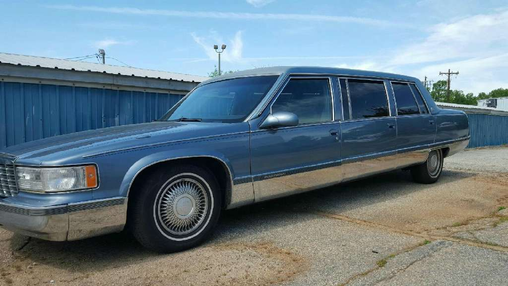 Cadillac Fleetwood cars for sale in South Carolina