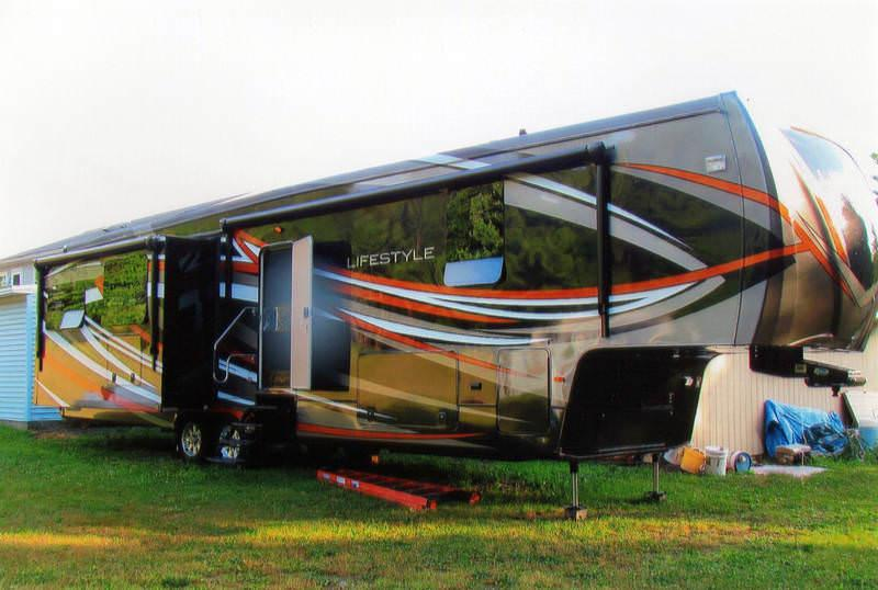 2015 Evergreen Lifestyle LS39FB
