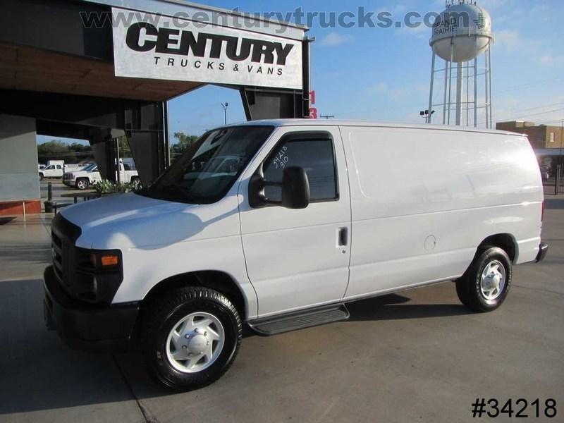 2008 Ford E250  Cargo Van