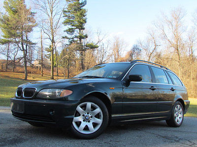 2004 BMW 3-Series 325xi  Sports 2004 BMW 325Xi Xi 325 SUNROOF INSPECTED CLEAN CARFAX WAGON POWER SEATS AUTOMATIC