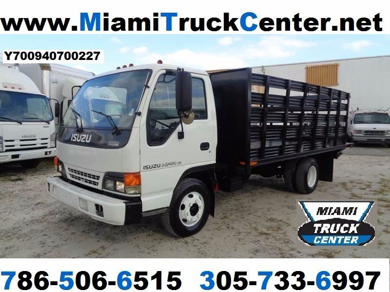 Miami Truck Center >> Flatbed Truck For Sale In Hialeah Florida