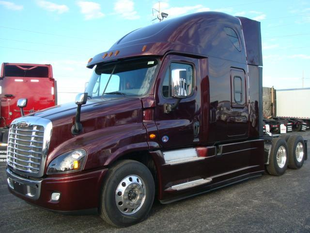2017 Freightliner Cascadia Evo Conventional - Day Cab