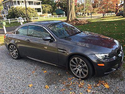 2008 BMW M3 Convertible BMW M3 Convertible