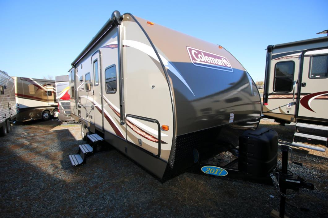 2017 Coleman COLEMAN LIGHT 2405BH