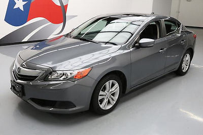 2013 Acura ILX 2013 ACURA ILX 2.0L SUNROOF POLISHED METAL ONLY 38K MI #018830 Texas Direct Auto