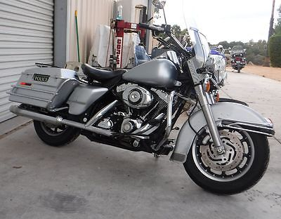 2007 Harley-Davidson Touring  Road King Police FLHP 103ci, ABS,EZ Finance-$150-599 ships USA.  6 FLHP in stock