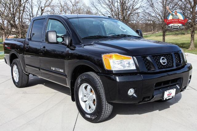 2012 Nissan Titan PRO-4X