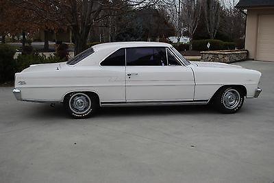 1966 Chevrolet Nova  1966 Chevy ll Nova (Real SS)