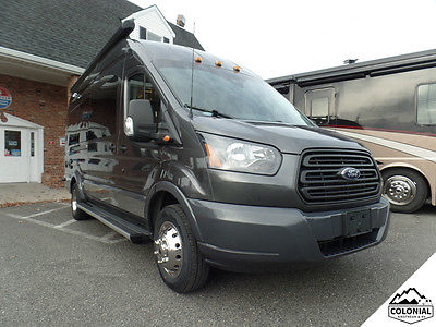 2017 Winnebago Paseo 48P Ford Transit Chassis Class B Van