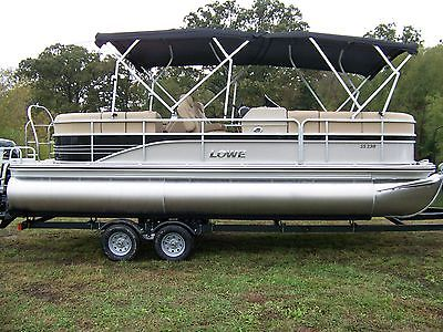 LOWE SS230 WT TRITOON POWERED BY MERCURY 150 4S AND TRAILER-$OVER $5000 OFF MSRP