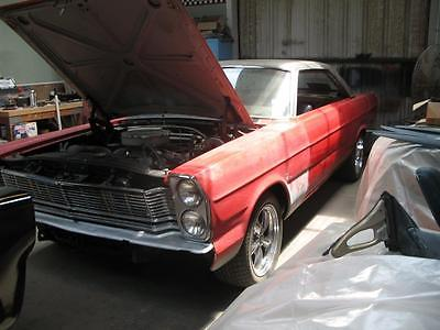 1965 Ford Galaxie 2dr Hardtop 65 Ford Galaxie 2dr Hardtop