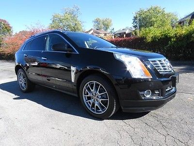 2015 Cadillac SRX Premium Sport Utility 4-Door 2015 Cadillac Premium Collection