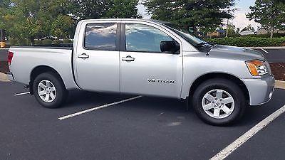 2008 Nissan Titan XE Nissan Titan XE 2008.5