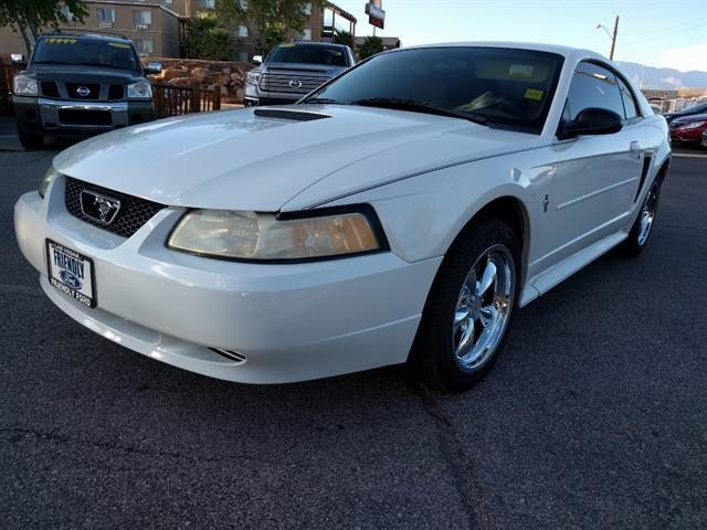2002 Ford Mustang Deluxe Coupe 2D